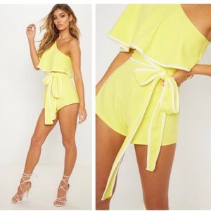 Pretty Little Thing Playsuit